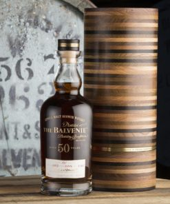 The Balvenie 50 Years Old